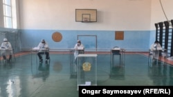 Выборы акима в селе Майлытогай Шиелинского района Кызылординской области. 25 июля 2021 года