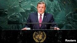 Речь Квирикашвили об осуществленных реформах действительно была «чрезмерно оптимистична», посчитала оппозиция в Тбилиси