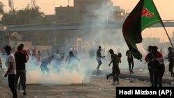 Demonstracije u Bagdadu 2. oktobra