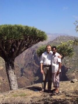 Леонид Коган и Иса