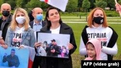 اپوزیسیون بلاروس در لیتوانیا