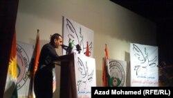 في مؤتمر حزب المحافظين الكردستاني