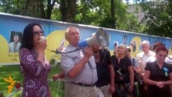 Dnipropetrovsk Mourns Paratroopers Killed In Luhansk