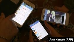 تلگرام از محبوبترین شبکههای احتماعی موبایلی در ایران است.