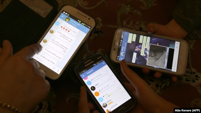 Telegram has not been blocked yet by the Iranian authorities.