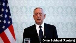 Sekretari amerikan i Mbrojtjes, James Mattis, pritet të vizitojë Maqedoninë në fundjavë.