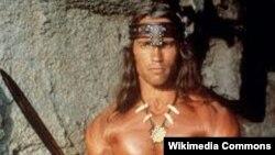 Amerika aktyoru Arnold Schwarzenegger