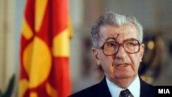 Киро Глигоров.