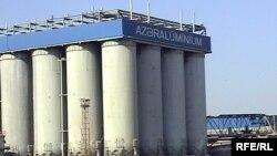 Azəralüminium zavodu