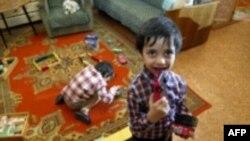 В России в год выявляется порядка 130 тысяч сирот