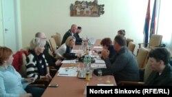 Sednica Odbora za međunacionalne odnose, 24. oktobar 2014.