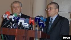 Rusiyanın xarici işlər nazirinin müavini Sergey Kislyak Bakı danışıqlarını faydalı adlandırıb