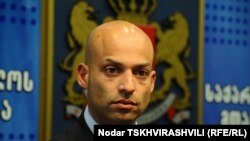 NATO's special representative for the Caucasus and Central Asia James Appathurai