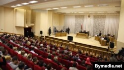 Одно из заседаний суда по делу о теракте в минском метро 11 апреля
