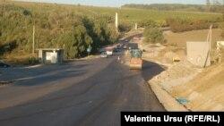 Drum contruit cu finanțare BERD în regiunea Cahul