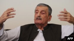 "Ghulam Ahmad Bilour offered a $100,000 bounty for killing the ""Innocence of Muslims"" producer."