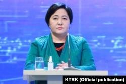 Клара Сооронқулова