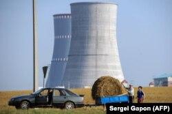 Беларуская АЭС, архіўнае фота