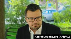 Філіп Іллєнко, голова Держаного агентства України з питань кіно