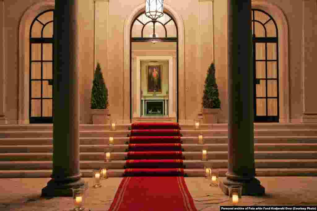 Ulaz u Beli dvor
