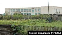 Школа в Андроново, архивное фото