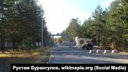 Горныйдагы таратылачак хәрби бүлек капкасы
