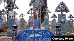 """""""Cimitirul vesel"""" de la Săpînța"""