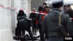 Адвокат семьи Кунгаевых и журналистка были расстреляны в центре Москвы в понедельник днем