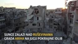 Sirija: Iftar na ruševinama doma