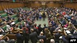 Британин парламент.