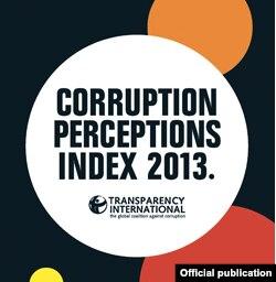 Доклад Transparency International о коррупции в мире в 2013 году