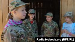«Позитив», «Ран», «Кулемет» (зліва направо)
