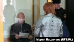 Артем Пакалов в суде