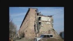 Վթարային շենքերի բնակիչները
