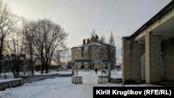 Поселок Надеево, Вологодская область