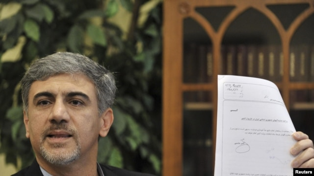 "Hossein Alizadeh said he could not return to Iran because he risked ""capital punishment."""