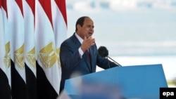 Եգիպտոսի նախագահ Աբդել Ֆաթթահ ալ-Սիսի, արխիվ