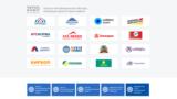 16 parties running for parliamentary elections in 2020. Bishkek, Kyrgyzstan.