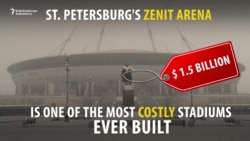The Soaring Costs Of St. Petersburg's Stadium