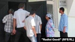 Додгоҳи шаҳри Қӯрғонтеппа