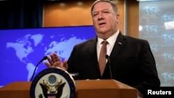 یک سال پیش مایک پومپئو، وزیر خارجه آمریکا، ۱۲ خواسته فراگیر را برای رسیدن به توافقی جدید با تهران تعیین کرد