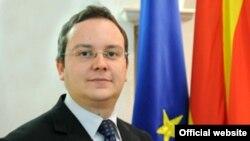 Потпаролот на владата Мартин Мартиновски