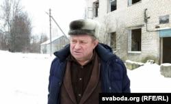 Леанід Папоў, старшыня Руднянскага сельсавету