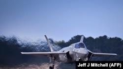 F-35B тIеман кема.