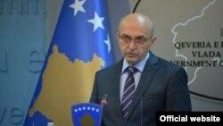 Kryeministri i Kosovës, Isa Mustafa - Arkiv