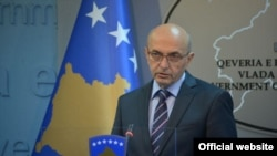 Isa Mustafa - Kryeministër i Kosovës