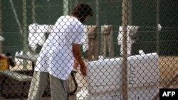Гуантанамодаги ўзбеклар озод қилинган бўлса-да¸ борадиган жойи йўқлигидан ҳамон тутқунликда қолмоқда.