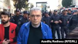 REAL sədri İlqar Məmmədov, 20 oktyabr 2019