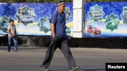 GM Uzbekistan shirkating Asakadagi zavodi oldida