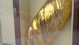 Легендарний «золотий батон»
